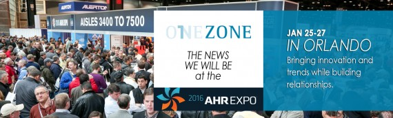 Yes! We will be at  AHR Expo 2015!